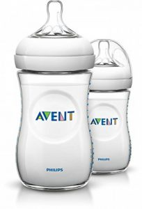 Philips AVENT - SCF693/37 - Lot de 3 biberons-Natural PP-260 ml de la marque Philips-AVENT image 0 produit