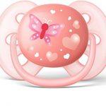 Philips Avent Sucette Ultra Douce pour Fille 6-18 Mois de la marque Philips image 3 produit