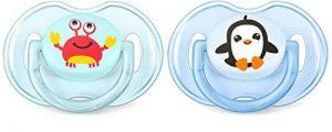 Sucette Philips Avent classique design 0–6 mois de la marque Philips image 0 produit